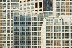 Apartment,Beijing skyline,China Stock Photo