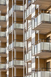 Apartment Block Royalty Free Stock Images