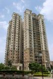 Apartment block Royalty Free Stock Image