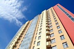 Apartment block Stock Photography