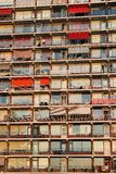 Apartment block stock photos