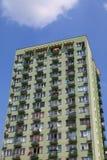 Apartment block, Berlin Royalty Free Stock Photo
