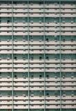 Apartment block building, Havana, Cuba Stock Images