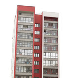Apartment block building Royalty Free Stock Photography
