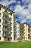 Apartment Block Royalty Free Stock Photo