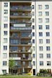Apartment Block Stock Images