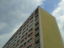 Apartment block Royalty Free Stock Photography