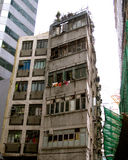 Apartment Block Hong Kong Royalty Free Stock Image