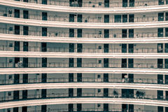 Apartment  block Royalty Free Stock Photography