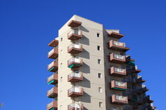 Apartment Block  ( Spain ) Stock Photography