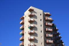 Apartment Block  ( Spain ) Stock Photography