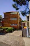 Apartment block, Sydney Australia Stock Images