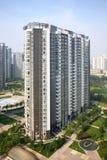 Apartment blocks Royalty Free Stock Image
