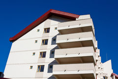 Apartment building Royalty Free Stock Photo