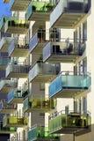Apartment building Stock Photos