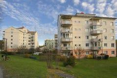 Free Apartment Building Stock Image - 62826971