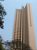 Apartment Building. Hi-rise apartment block Royalty Free Stock Photo