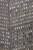 Apartment Building. High Rise Apartment Building Manhattan royalty free stock image