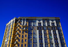 Apartment building Stock Images