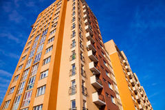 Apartment building Stock Photography
