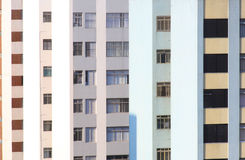 Apartment building background Royalty Free Stock Photography