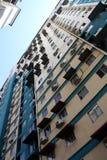 Apartment Building Blocks. Urban Living - Apartment Building Blocks Stock Photo