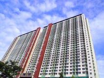 Apartment Building Royalty Free Stock Photos
