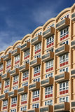 Apartment building in Bristol royalty free stock images