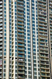 Apartment Building Density Stock Photography