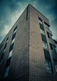 Apartment building exterior Stock Photo