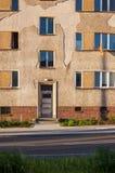 Apartment building, Frankfurt (Oder) Stock Image
