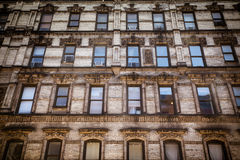 Apartment Building NYC Royalty Free Stock Image