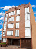 Apartment building 3. Royalty Free Stock Photography