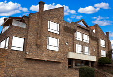 Apartment building. Royalty Free Stock Photography