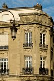 Apartment Building, Reims, France Royalty Free Stock Image