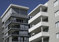 Apartment Building In Sydney, Australia. Modern Urban Apartment Building In Sydney, Australia royalty free stock image