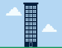 Apartment Building Tall Royalty Free Stock Images