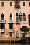 Apartment Building, Venice, Italy Stock Image