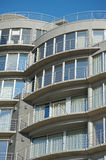Apartment buildings Stock Photography