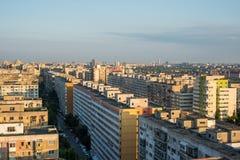 Apartment buildings Stock Image