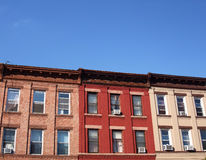 Apartment Buildings Stock Image