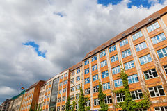 Apartment buildings in Berlin, Germany Stock Photos