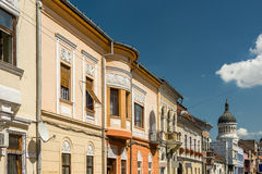 Apartment Buildings In Cluj Napoca Royalty Free Stock Images