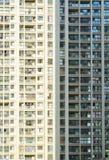 Apartment buildings Royalty Free Stock Photos