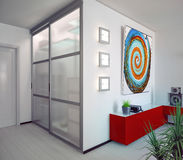 Apartment concept Royalty Free Stock Image