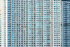 Apartment Condo Building Detail. Stock Images
