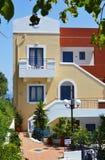 Apartment on Crete. Royalty Free Stock Photos