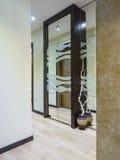Apartment entrance waredrobe. Interior design and decoration Stock Photo