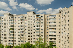 Apartment Flats Royalty Free Stock Images