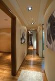 Apartment Halls Royalty Free Stock Photography